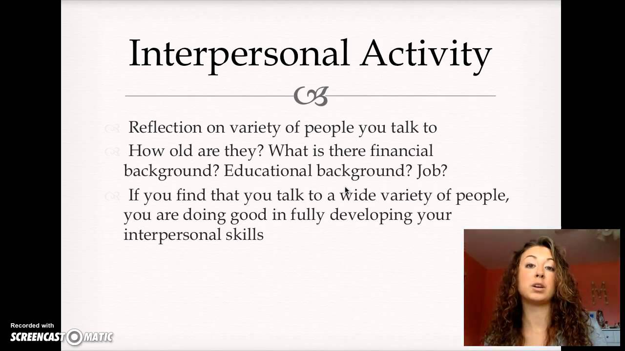 interpersonal and problem solving skills interpersonal and problem solving skills