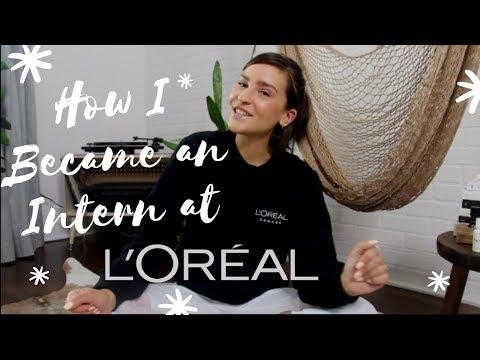 L'ORÉAL INTERNSHIP FAQ | My job, how I got recruited, my future plans...