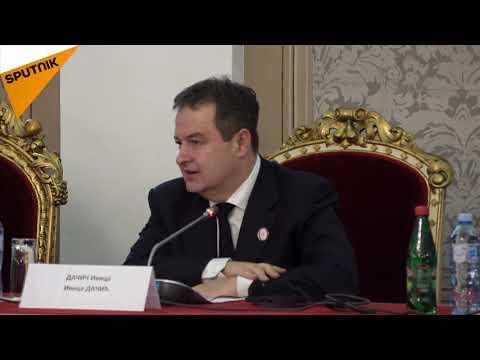 Dačić -  antiruska politika nije u interesu Srbije