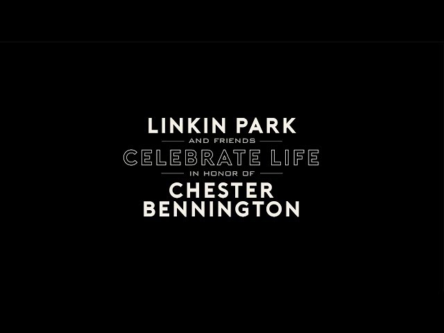 See who showed up to honor the late Chester Bennington at