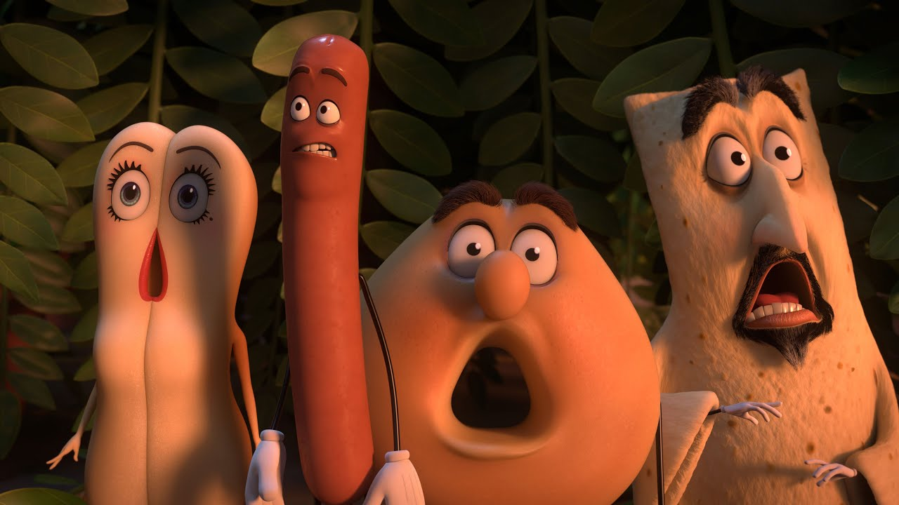 Sausage Party Trailer