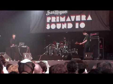 Neu! live @ Primavera Sound 2010