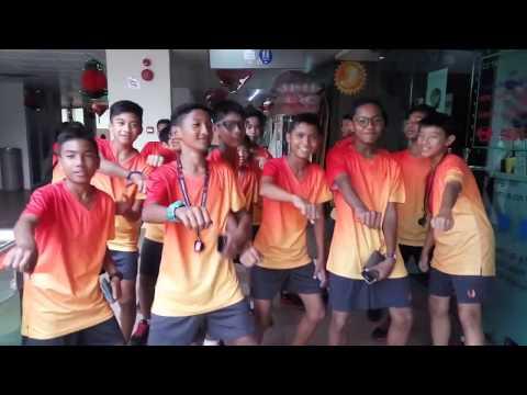 SSP Sec 1 Orientation Camp 2017