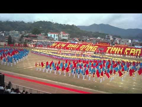 Hội Khỏe Phù Đổng Tỉnh Cao Bằng 03 18/2/2012
