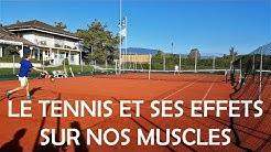 TM Gymnase de Nyon - C'est pas Sorcier : Le tennis et ses effets sur nos muscles