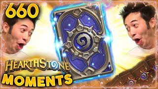 How To Open A Pack!! (Step By Step) | Hearthstone Daily Moments Ep. 660