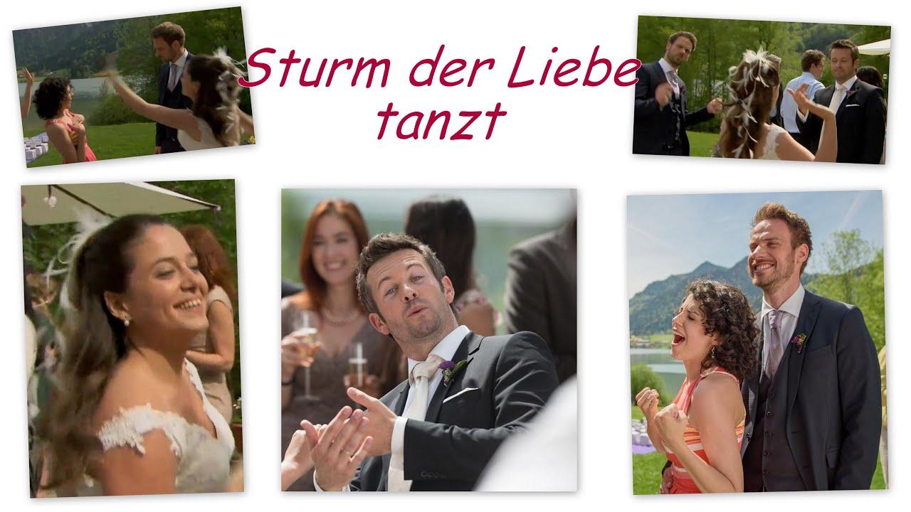 Sturm der Liebe tanzt (1000 Abonnenten Dankeschön) - YouTube