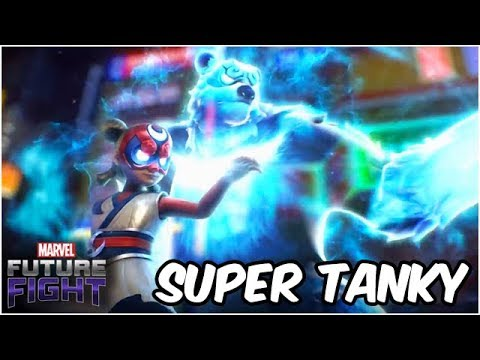 Crescent T2 Explored! Solid Defense & Missing Offense - Marvel Future Fight