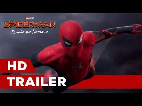 Spider-Man: Daleko od domova (2019) HD trailer | CZ dabing