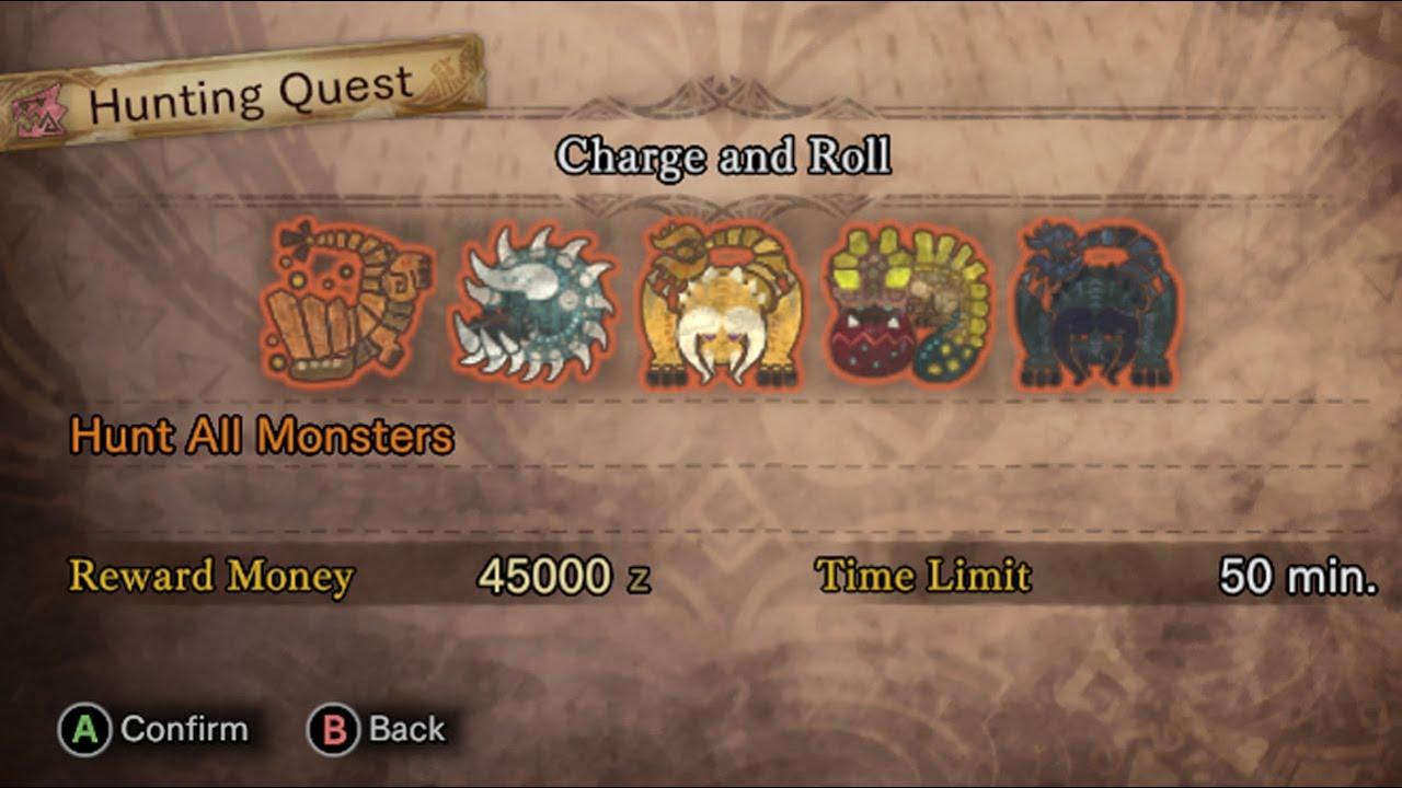 MHW PC - Quest MOD