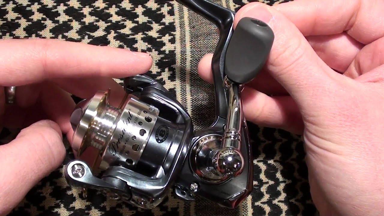 Pflueger President Micro Spinning Reel