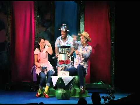 The Yellow Brick Road - Off Broadway Musical