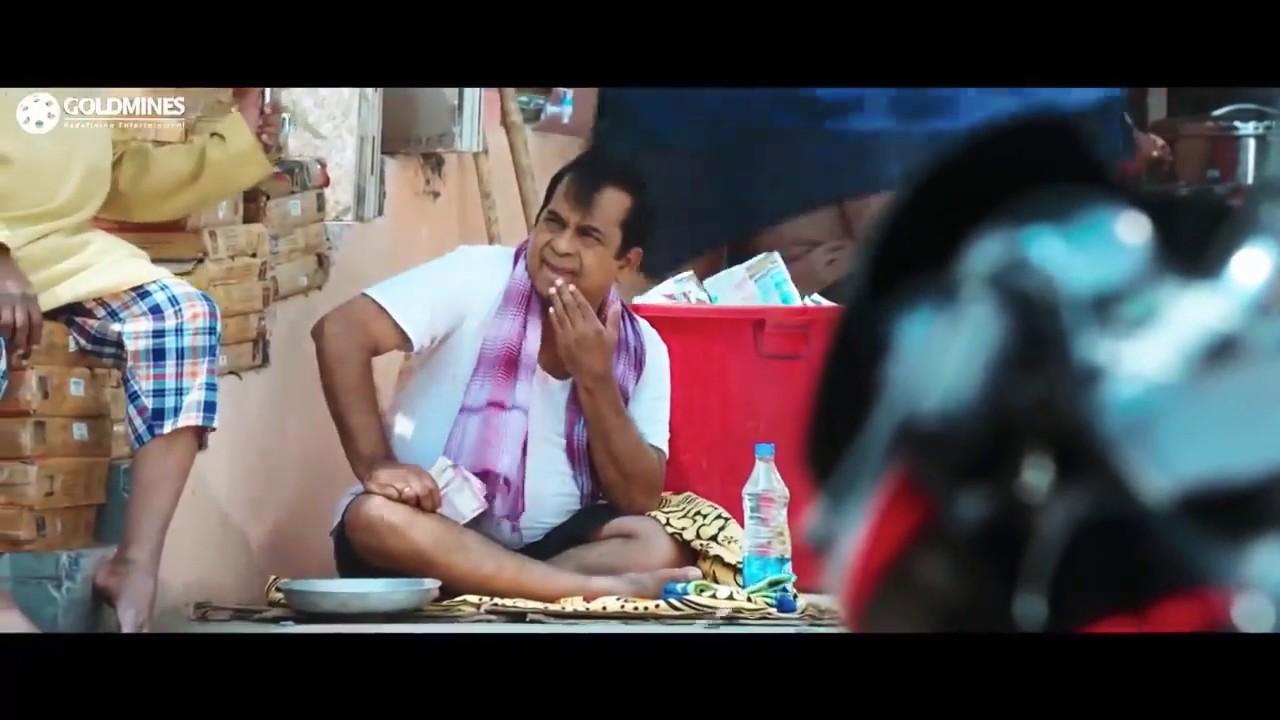 Brahmanandam Best Comedy Scene | South Indian Hindi Dubbed Best Comedy Scene | Nela Ticket
