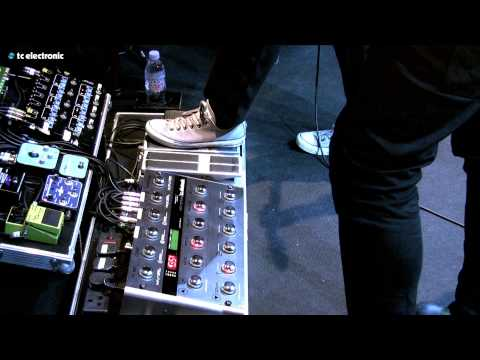 Steven Wilson gear run and demo of G-System presets