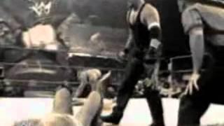 Legendary Badass Wrestling Promos: Brock Lesnar VS. Undertaker No Mercy 2003
