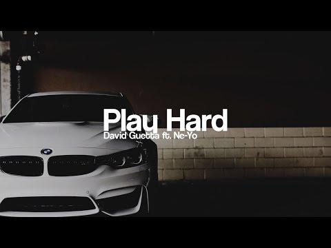 work hard, play hard 💪 ~ David Guetta, Akon [Bass Boosted] (Quin Remix)