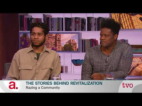 The Stories Behind Revitalization