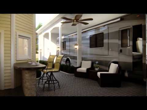 Introducing reunion pointe rv port home community youtube Rv port homes