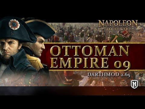 BACK ON OUR FEET | Ottomans #9 - Napoleon: Total War Darthmod Gameplay