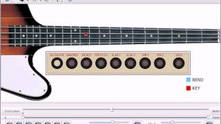 Beach Boys California Girls Bass Lesson Software