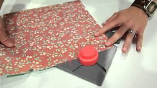 We R - Gift Box Punch Board
