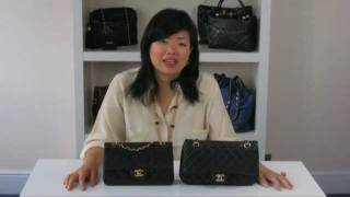 How to spot a fake 2.55 Chanel bag
