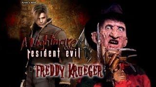 Resident Evil 4 Mod - Freddy Krueger