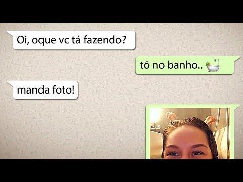 11 Mensagens De  Whatsapp Em Vídeo Para Rir
