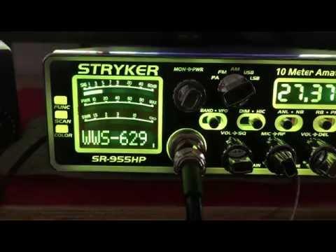Stryker radio software