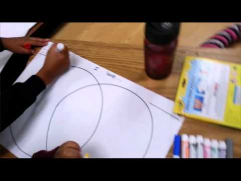Kindergarten Venn Diagram I Love Activity Youtube