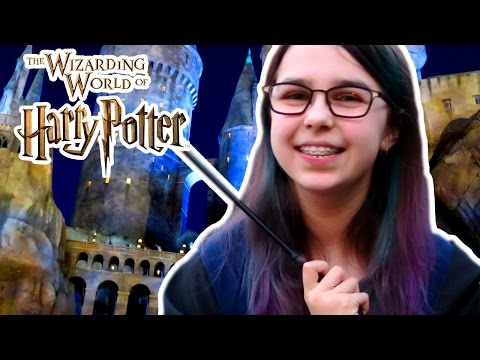 UNIVERSAL STUDIOS TOUR & THE WIZARDING WORLD OF HARRY POTTER VLOG