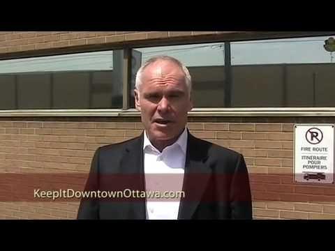 Stewart Robertson on KeepItDowntownOttawa.com