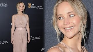 Jennifer Lawrence Dazzles at 2016 Britannia Awards & Honors Jodie Foster