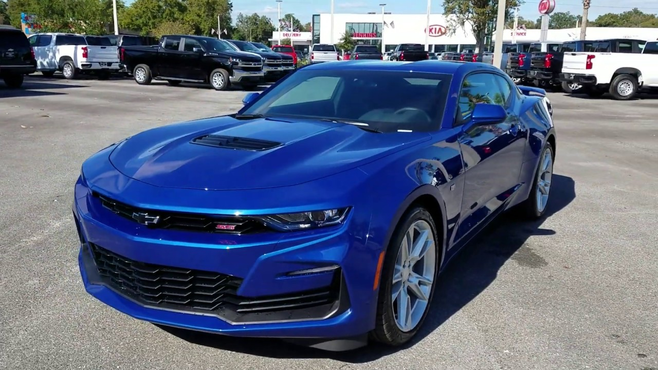 2020 The Camaro Ss New Model and Performance