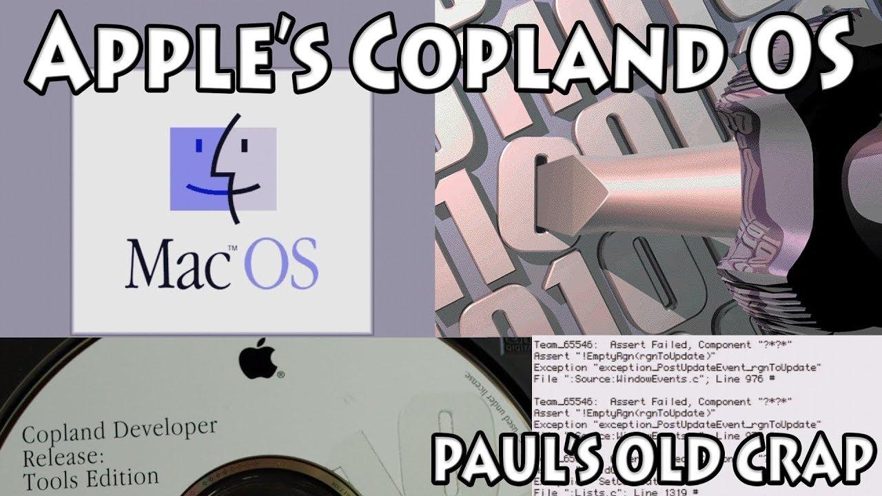 Apple Copland - Higher Intellect Wiki