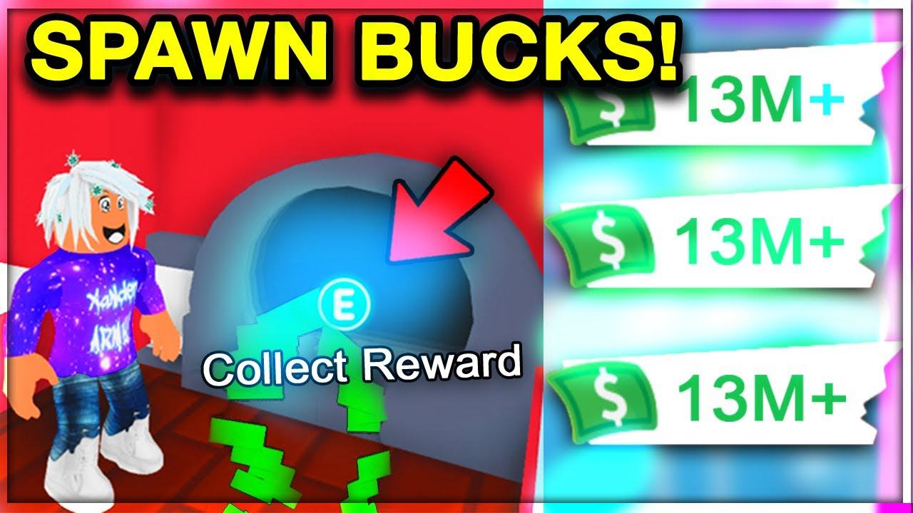 Spawn 10 Million Bucks In 5 Minutes Free New Glitch Get Rich In