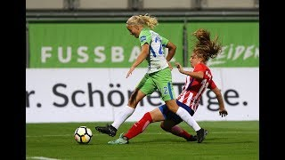 Highlights | UWCL | VfL Wolfsburg - Atlético Madrid