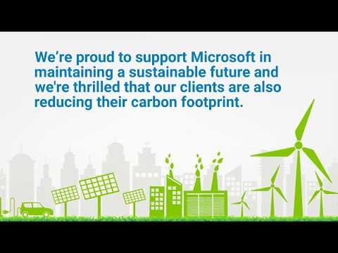 Practicing Sustainability With Microsoft Dynamics in 2018