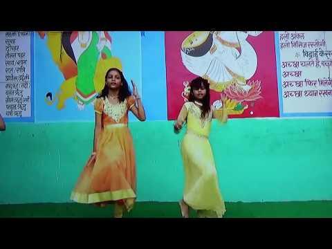 पैरों  में बन्धन  है....देखो आये ....  चोर -Pairo Main Bandhan Hai-Dance-CARER PLUS CHHATARI-CPIE