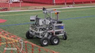 Build NASA's Next Mars Rover, Make $1.5 Million