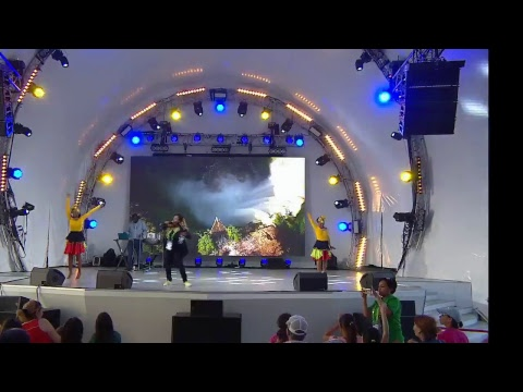 EXPO-2017. Music of Guyana
