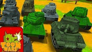 БИТВА МУЛЬТ ТАНКОВ TOON WARS #3 ОНЛАЙН БИТВА МУЛЬТЯШНЫХ ТАНКОВ ОНЛАЙН ВЕСЕЛОЕ ВИДЕО ДЛЯ ДЕТЕЙ
