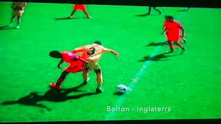 Andres Jacobo Sánchez Soccer Video Fall 2019