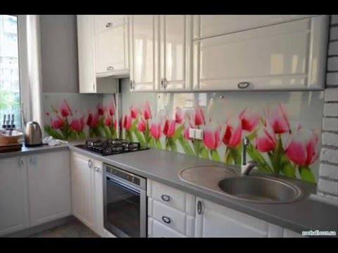 Кухонный фартук идеи