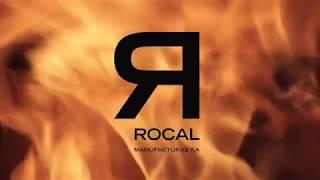 Испанский производитель хайтек каминов Rocal
