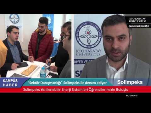 Solimpeks Solar Corp. Karatay Sektör Danişmanliği