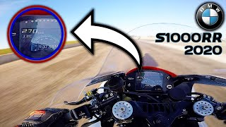 THE BMW S1000RR 2020 IS TOO FAST!! - A RACING STORY 2020 EP.1