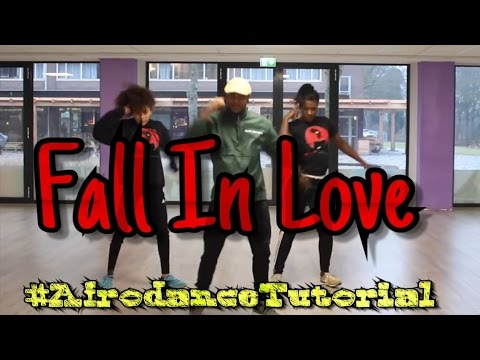#AfrodanceTutorial | D'banj - Fall In Love | Choreo by Aron Norbert