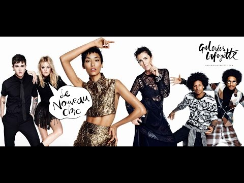 LE NOUVEAU CHIC (THE NEW CHIC) - GALERIES LAFAYETTE
