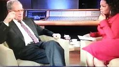 David Letterman & Oprah On Having Depression. GREAT Interview!